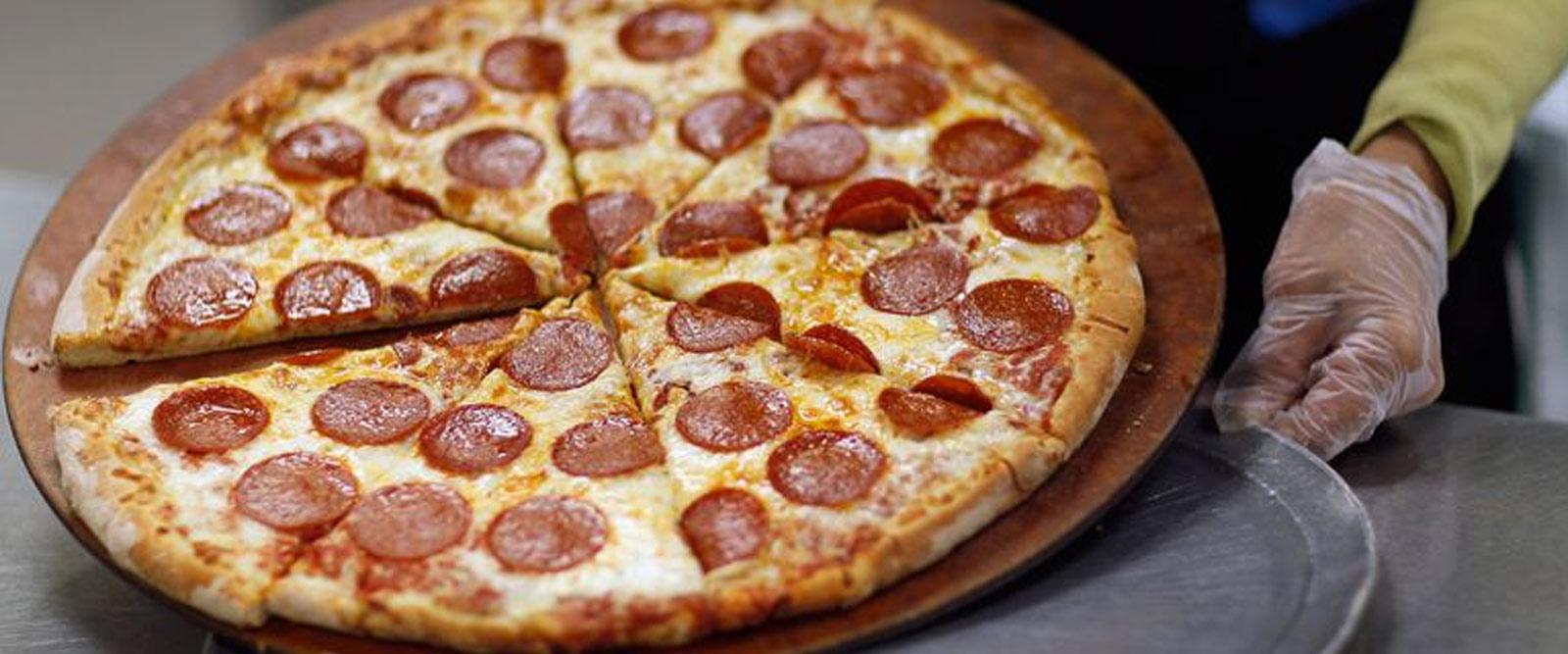 Little Pizza King Banner
